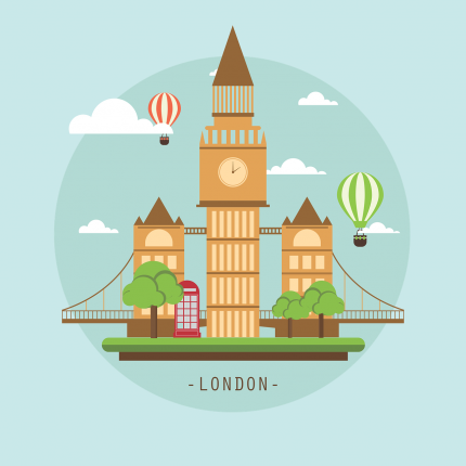 london, watch, landmark